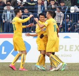 FLC Thanh Hóa thắng kỳ phùng địch thủ Hà Nội T&T 3-0