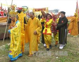 Thái Bình khai hội Đền Trần năm 2016