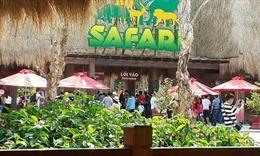 Không có chuyện hàng ngàn động vật chết tại Vinpearl Safari