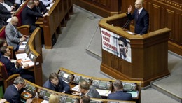 Chính trường Ukraine ngày càng bất ổn