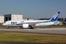 Hỏng động cơ, Boeing 787 Dreamliner Nhật hạ cánh khẩn