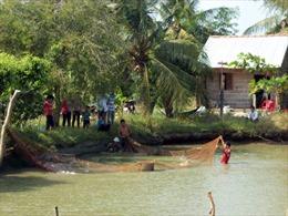 Nông dân Khmer làm giàu