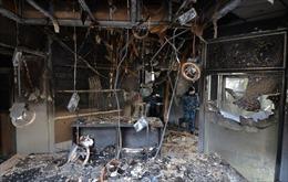 Ngân hàng Nga tại Ukraine bị tấn công hàng loạt