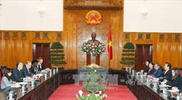 Thủ tướng Nguyễn Tấn Dũng tiếp Chủ tịch Ngân hàng Thế giới