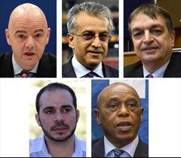 """""""Nóng"""" vấn đề ngân sách FIFA"""