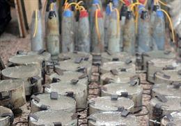 Bom tự chế của IS làm từ nguyên liệu dễ kiếm