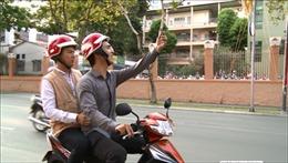 Chương trình Tôi yêu Việt Nam phiên bản 'Thấu kính giao thông'