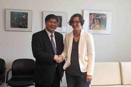 Việt Nam và Đức tăng cường hợp tác địa phương