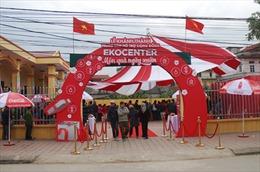 Khánh thành Trung tâm Hỗ trợ cộng đồng Ekocenter thứ 2
