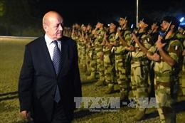 Pháp điều tra vụ tiết lộ thông tin binh sĩ chiến đấu tại Libya