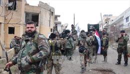 Syria ngưng tiếng súng sau lệnh ngừng bắn