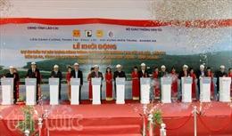 Khởi động đường nối cao tốc Nội Bài-Lào Cai đến Sa Pa