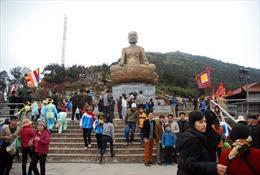 Đưa Yên Tử thành trung tâm du lịch tâm linh