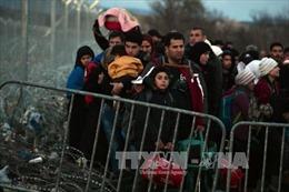 """Hy Lạp sẵn sàng """"kế hoạch B"""" cho khủng hoảng di cư"""