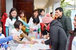 Chung tay giúp đỡ bệnh nhân nhi mắc bệnh hiếm