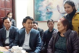 Chủ tịch Hà Nội yêu cầu xử nghiêm lái xe Camry đâm chết 3 người
