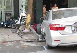 Khởi tố vụ lái xe Camry gây tai nạn khiến 3 người tử vong