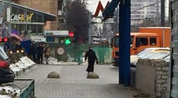 Moskva rúng động vì bảo mẫu chặt đầu trẻ