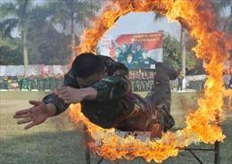 Trung đoàn 209 ra quân huấn luyện