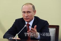 """Các tập đoàn dầu mỏ Nga nhất trí """"đóng băng"""" sản lượng"""