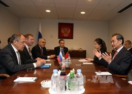 Trung Quốc cùng Nga thảo luận về Triều Tiên