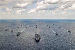 Mỹ đề xuất lập liên minh hải quân 4 nước ngăn chặn Trung Quốc