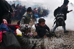 Lần đầu tiên châu Âu đối mặt khủng hoảng nhân đạo trên sân nhà