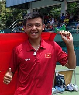 Việt Nam tạm hòa Indonesia 1 - 1 ở Davis Cup