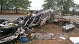 Tai nạn xe buýt thảm khốc, 31 người thiệt mạng