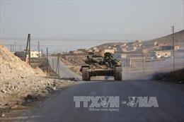 Các nhóm đối lập Syria đề nghị Nga bảo vệ