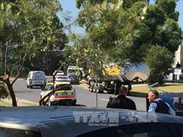 Kết thúc vụ xả súng, bắt con tin ở Sydney