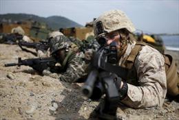 Mỹ - Hàn diễn tập tấn công các cơ sở hạt nhân Triều Tiên