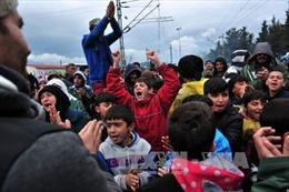 EU đề nghị các nước thành viên nhận 6.000 người tị nạn/tháng