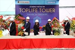Ra mắt dự án cao cấp TopLife Tower