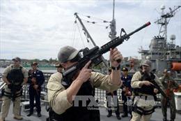 Hải quân Indonesia và Mỹ định diễn tập chung