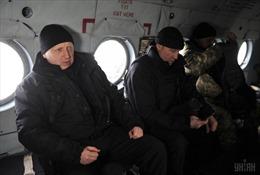 Nga dọa bắn hạ máy bay chở Tổng thống Ukraine nếu tới Crimea