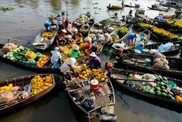 Văn hoá chợ nổi Cái Răng là di sản quốc gia