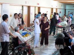 Tăng cường các giải pháp giảm quá tải bệnh viện