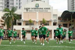 Cơn sốt trường quốc tế ở châu Á