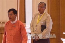Myanmar có tổng thống mới