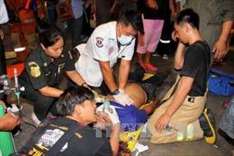 Thái Lan cáo buộc 2 đối tượng gây ra vụ rò rỉ khí ở Bangkok