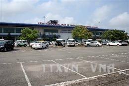 """""""Lựu đạn"""" tại sân bay Phú Bài là giả"""