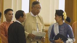 Chân dung chính trị gia trở thành tân Tổng thống Myanmar