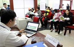 Nhọc nhằn đăng ký tiêm vắcxin Pentaxim qua mạng