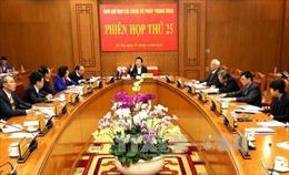 Chủ tịch nước chủ trì Phiên họp BCĐ Cải cách Tư pháp Trung ương