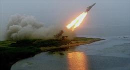 Nga phóng thử tên lửa hành trình siêu thanh Zircon