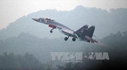 Nga điều máy bay Su-35 tập trận tại Khabarovsk