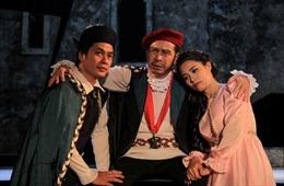 """Kịch """"Hamlet"""" lưu diễn tại Singapore"""