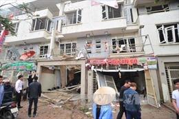 Thực hiện 6 biện pháp khắc phục vụ nổ tại khu đô thị Văn Phú