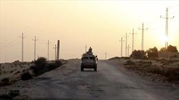 IS tấn công bán đảo Sinai, 13 cảnh sát thiệt mạng